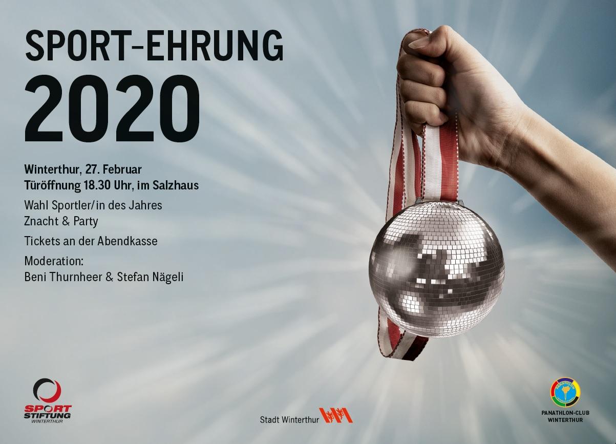 Winterthurer Sport-Ehrungen
