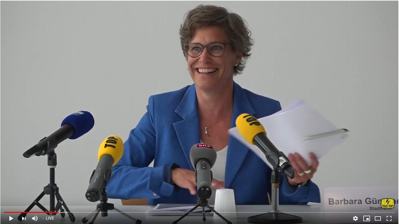 Winterthur: Stadträtin Günthard-Maier tritt zurück