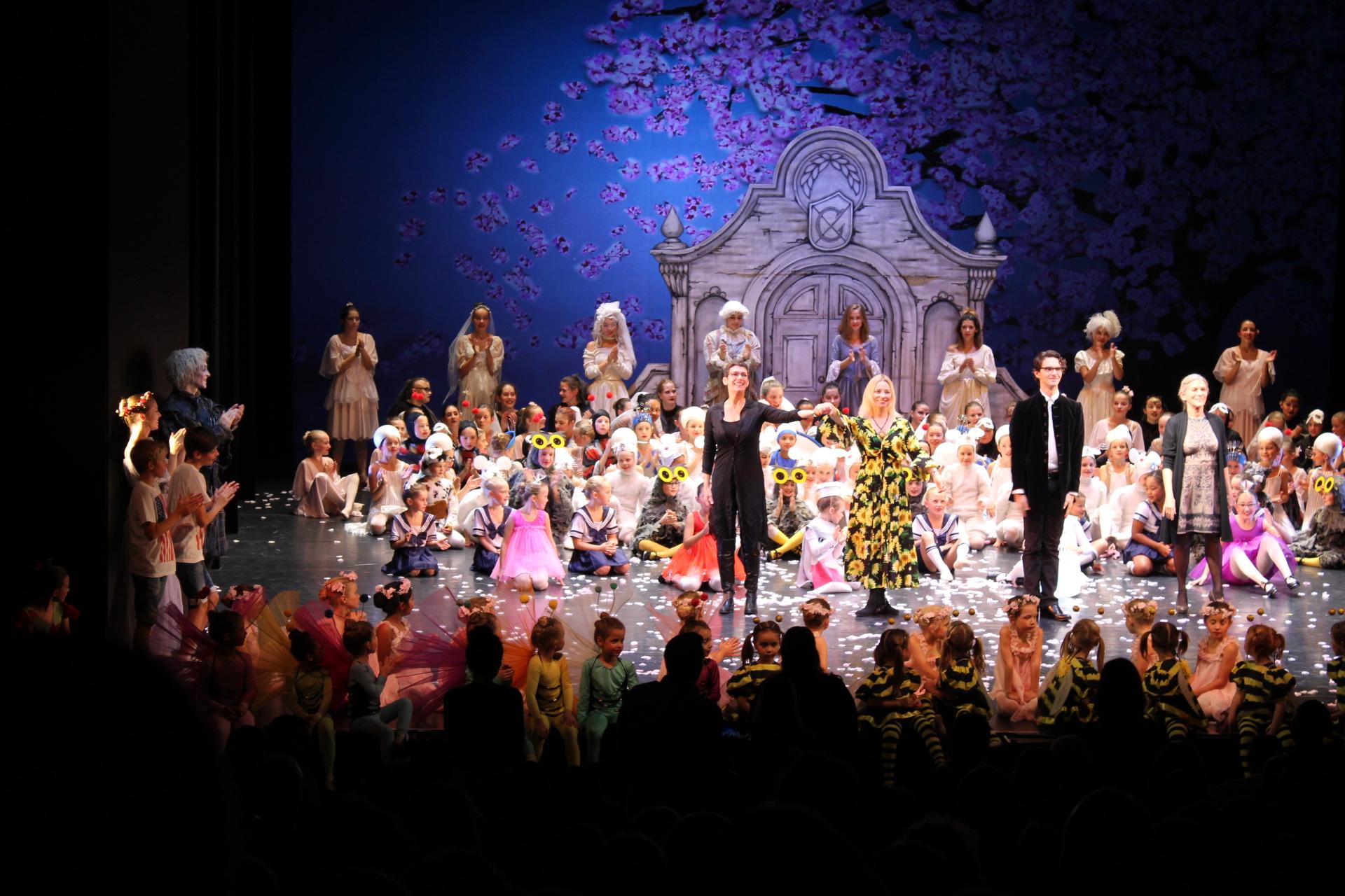 Kindertanztheater Claudia Corti: Das Gespenst von Canterville
