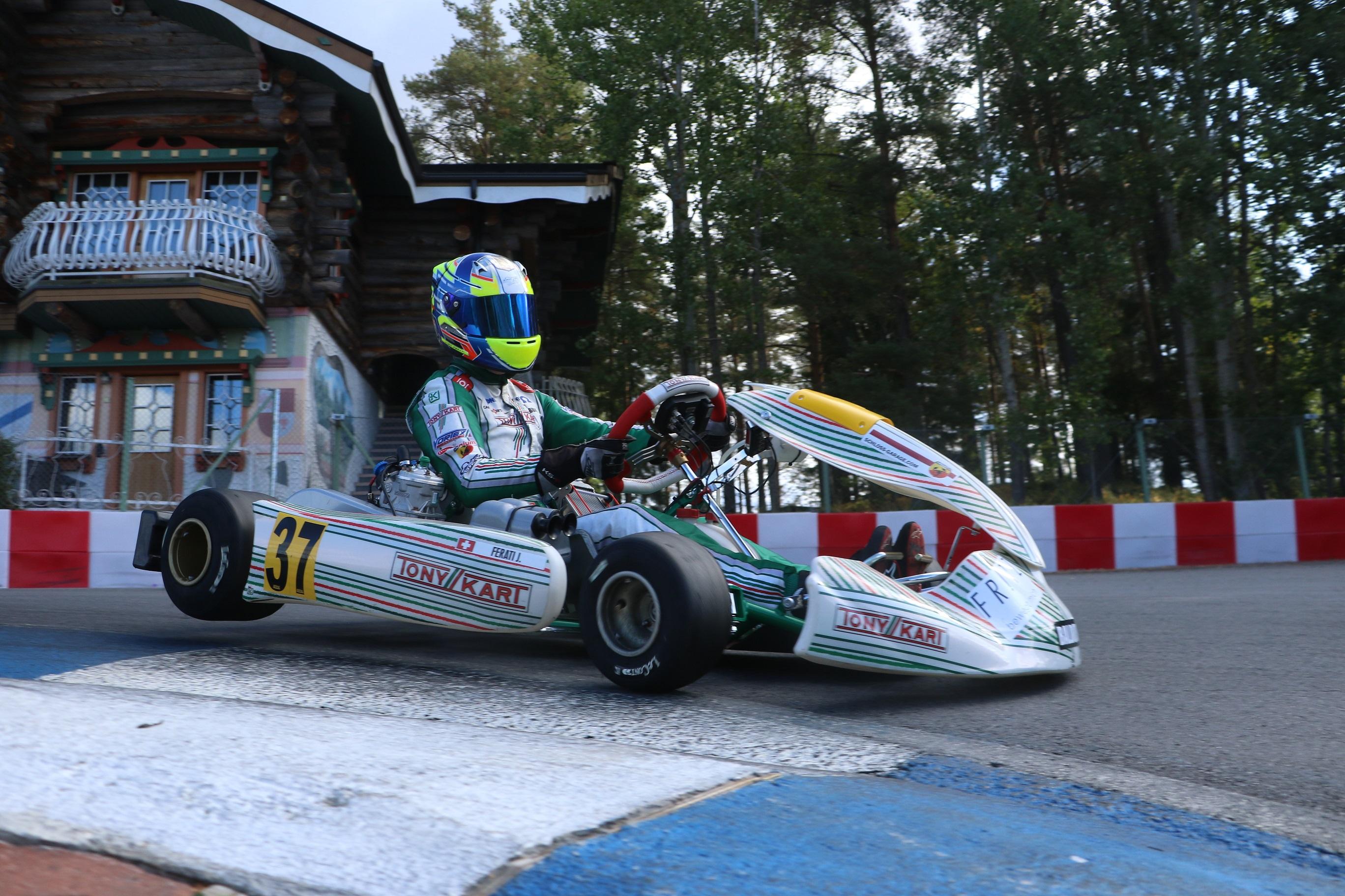 Jasin Ferati: WM-Traum im Qualifying geplatzt