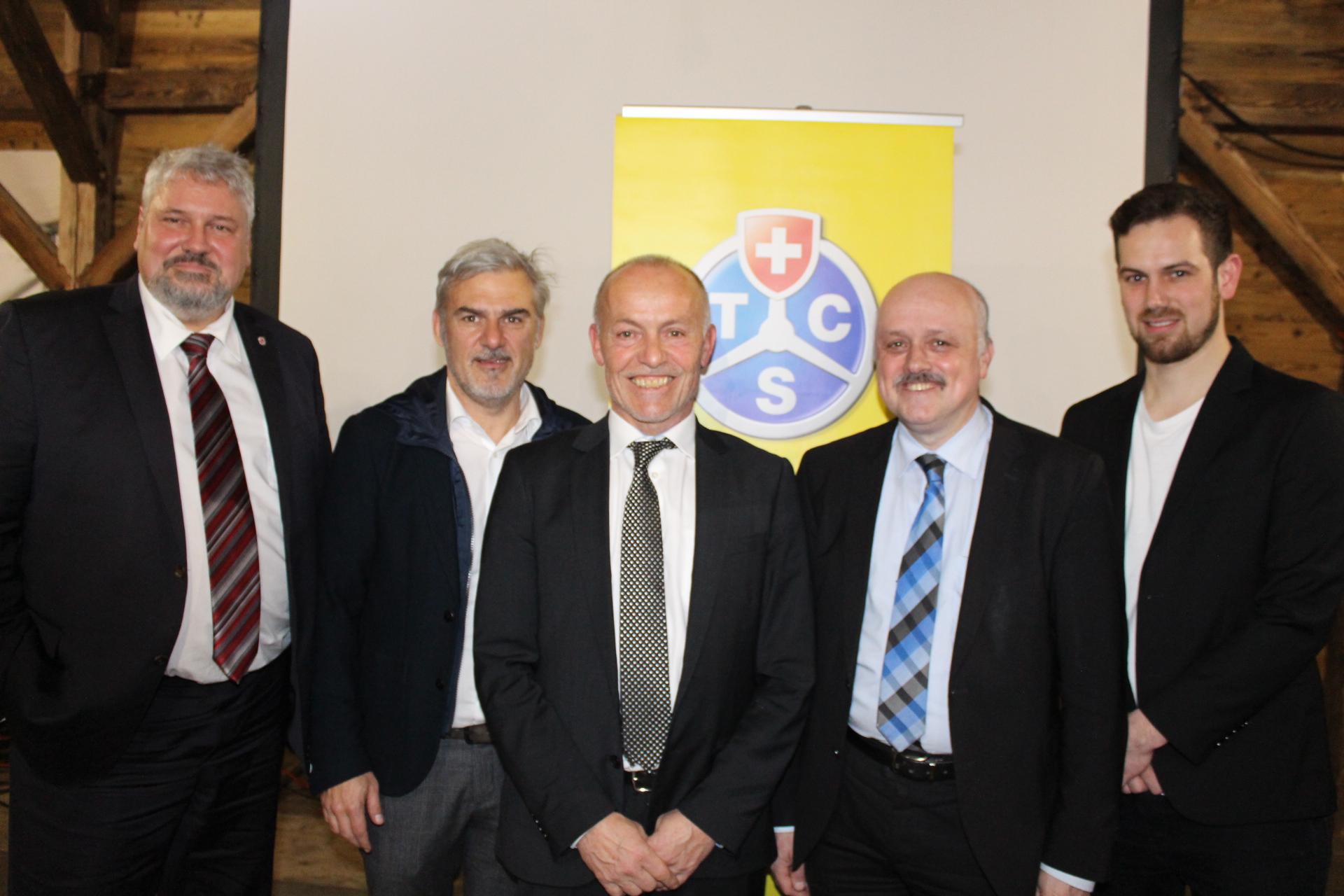 TCS Ortsgruppe Winterthur: Attraktives Jahresprogramm