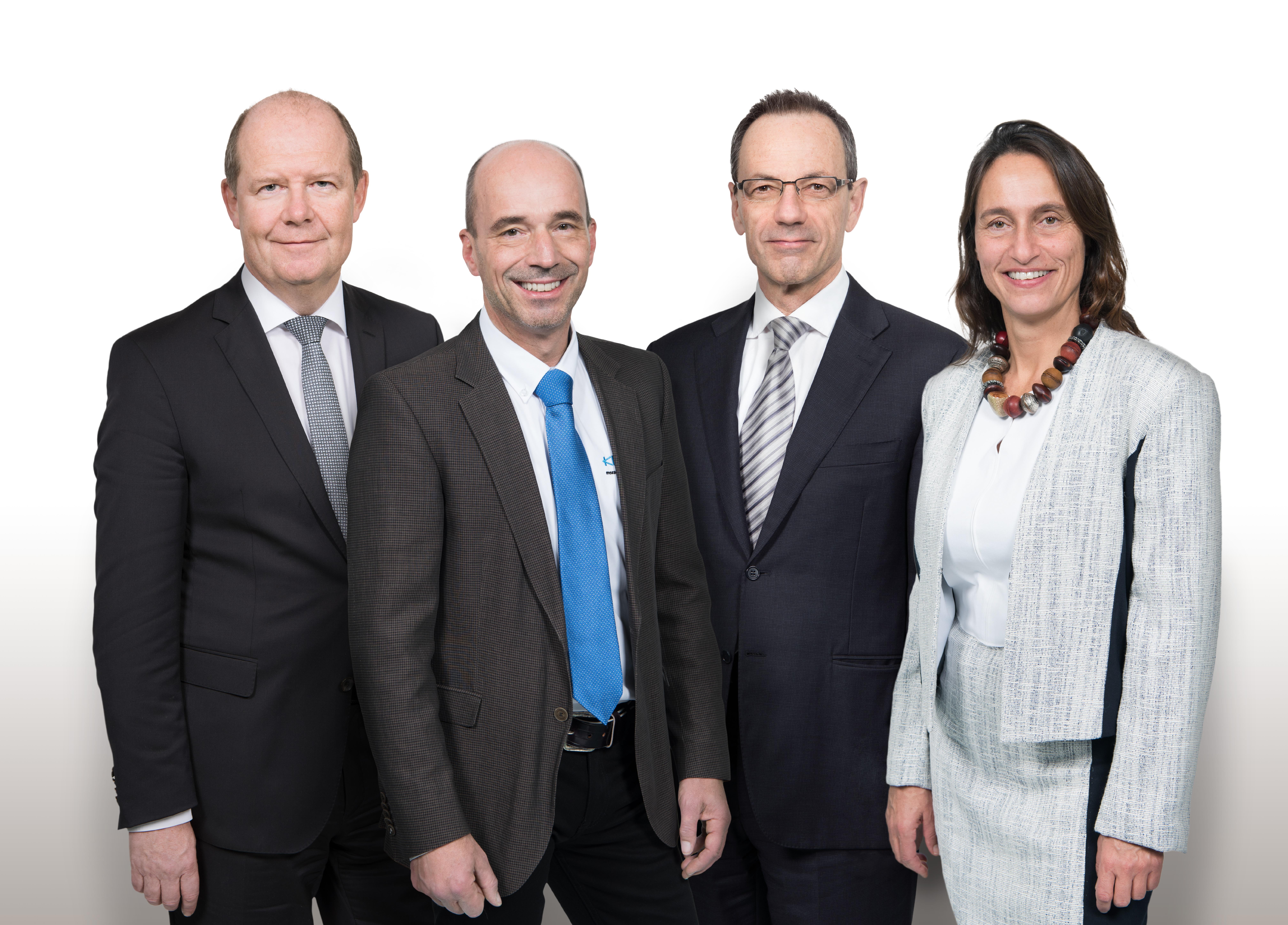 Valentin Vogt neuer VR-Präsident bei Kistler