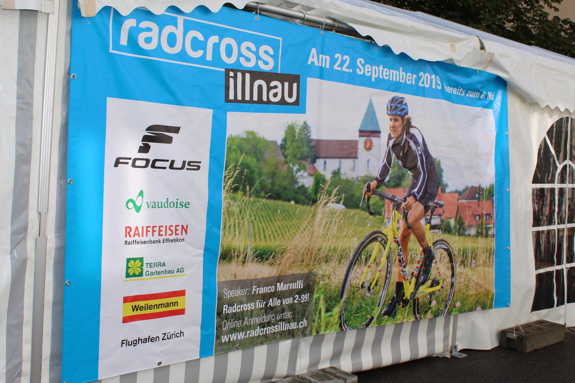 Sonntag 22. September: Radcross Illnau