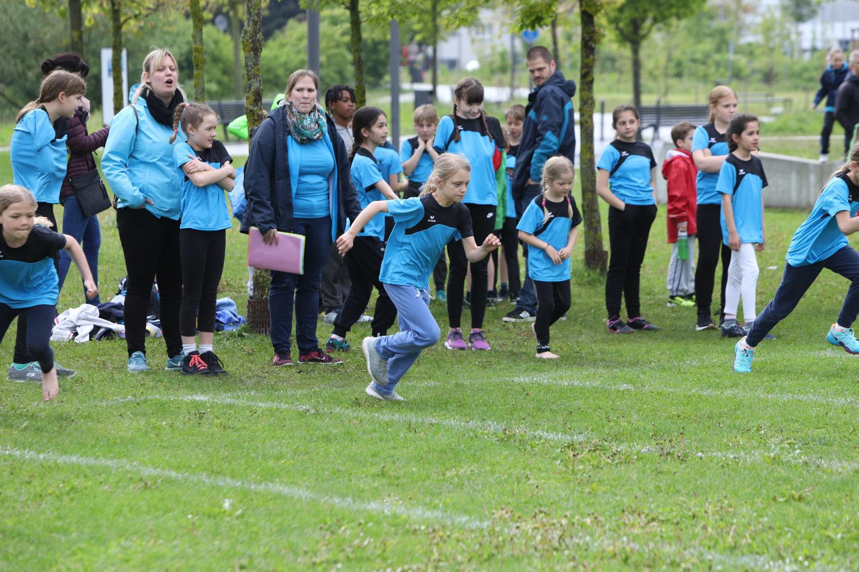Erfolgreiche Jugitage mit sportlichen Kids