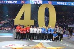 Fotostrecke: Grossartiges Super10Kampf - Jubiläum der Schweizer Sporthilfe