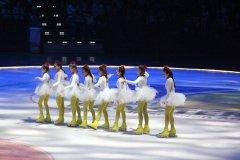 Erfolgreiche Kids on Ice - Show im Hallenstadion Zürich