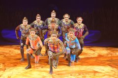 Fotostrecke: Sensationeller Cirque du Soleil