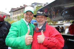 11.11. - 11.11 Uhr: Start in die Winterthurer Narrenzeit