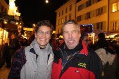 Fotostrecke: Winterthurer Wiehnachtsmärt ist eröffnet